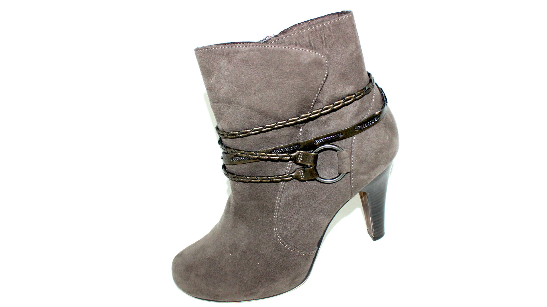 TAMARIS Ankle Boots grey