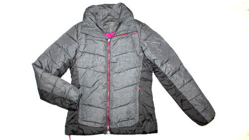 TCM Winter Ski Jacke grau Damen 38