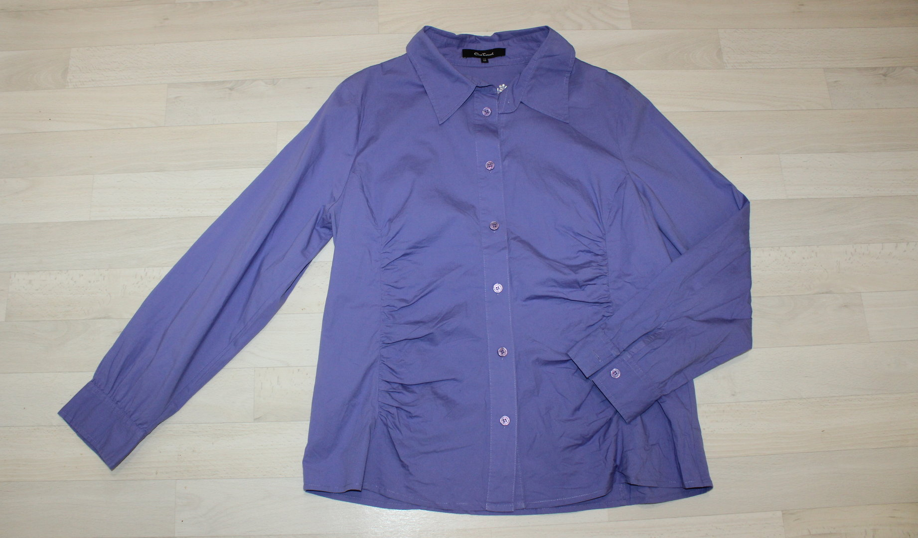 size 40 8ec51 f2761 ONE TOUCH Stretch Bluse 46
