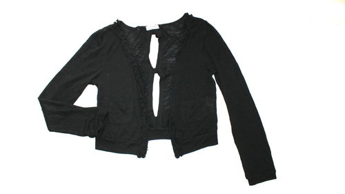 MOLLY BRACKEN Strickjacke Bolero 38 40