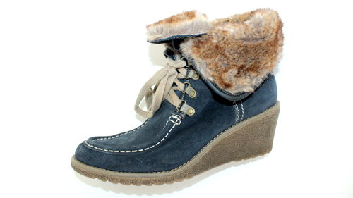 BAMA Stiefeletten Boots Wedges 40