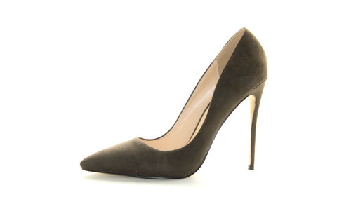 GUOAR High Heels Stilettos Pumps 41