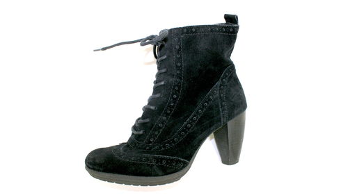 5TH AVENUE Ankle Boots Budapester Schnürer 40