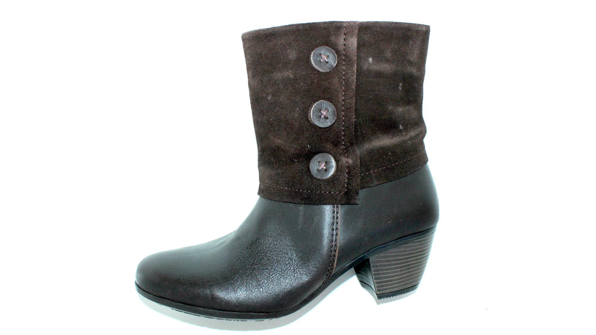 Boots Eddi 38 Bauer Stiefeletten Eddi shQCtdxr