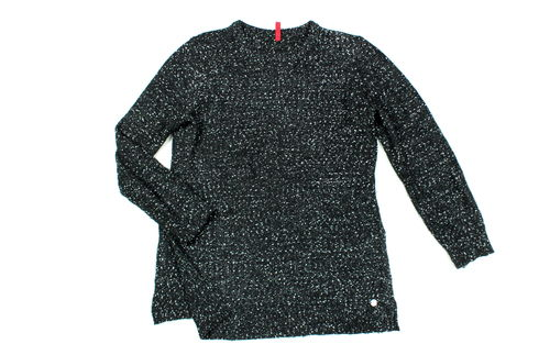 MANGUUN Strick Pullover Damen Salt & Pepper L