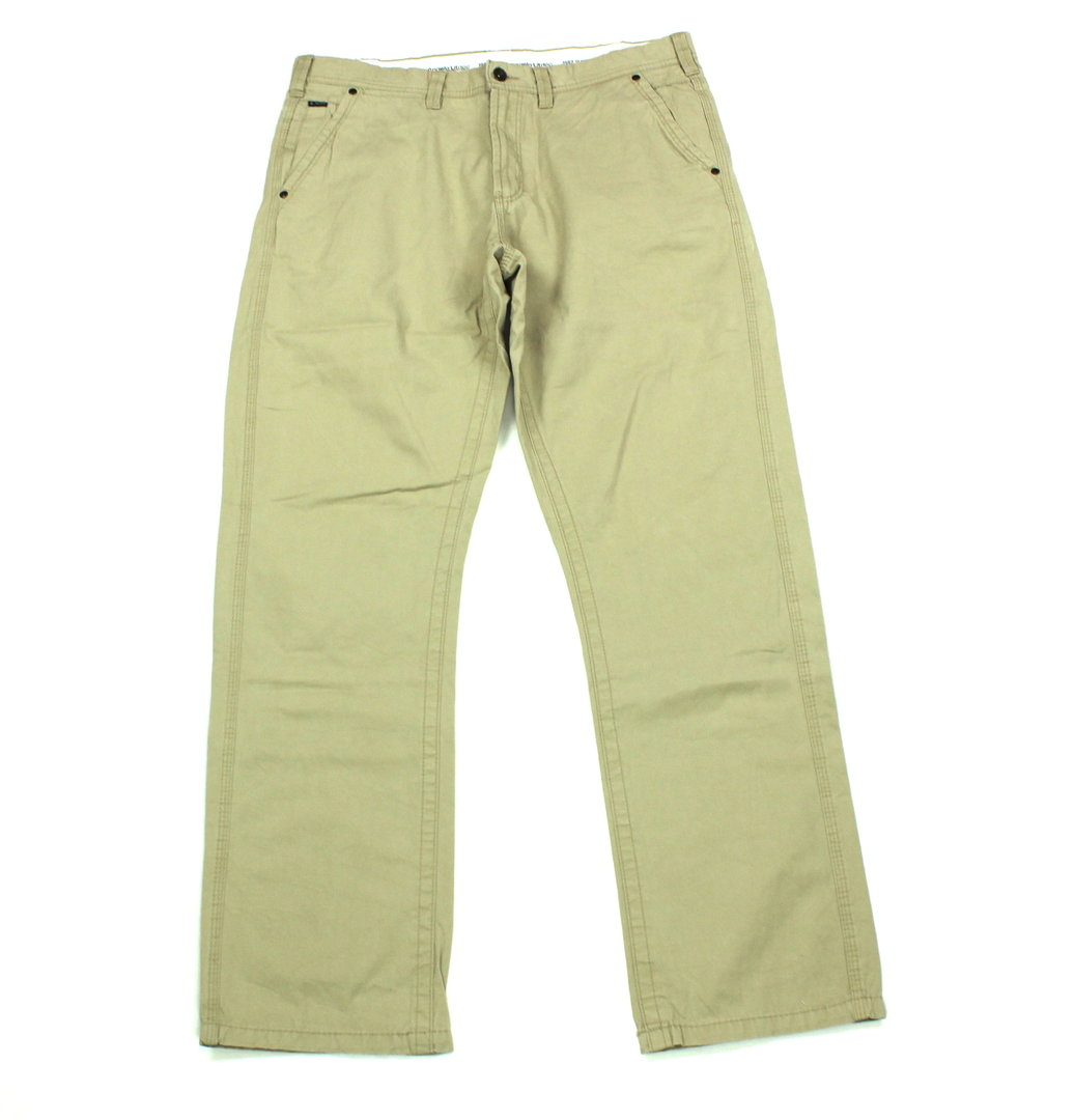 geringster Preis Gutscheincodes Offizielle Website C&A Sommer Jeans Hose Herren beige Chinos W 34