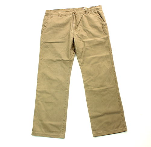 DENIM CO. Sommer Jeans Hose Herren Chinos W 34 L 32