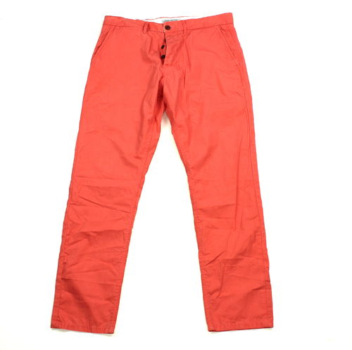 JACK & JONES Sommer Hose Chino Damen apricot W 34 L 32