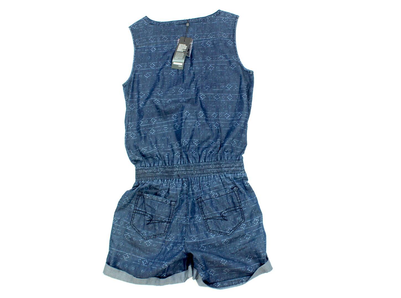 the best attitude bce2d 2fe30 STREET ONE Jump Suit Shorts kurz Damen Jeans Blue 34 36