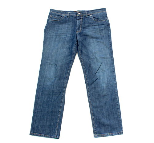 BRAX CADIZ Jeans Hose Herren Denim Stretch Blue 52