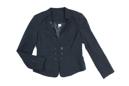 BEST CONNECTIONS Blazer Business Jacke Damen schwarz 38