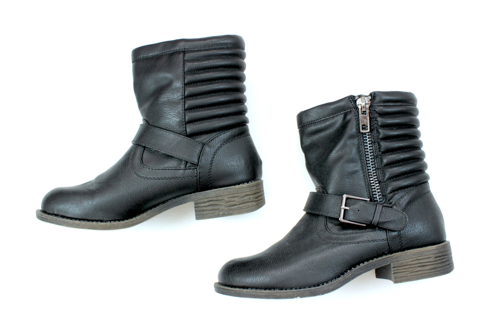 YOUNG SPIRIT Boots Stiefeletten Damen schwarz 40