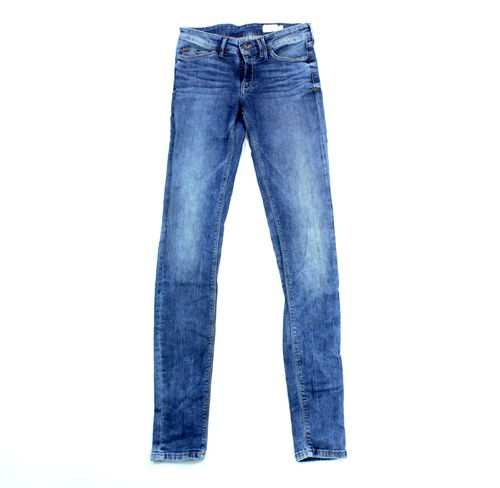 MARC O POLO Stretch Jeans Skinny Damen Denim Blue W 27 L 34