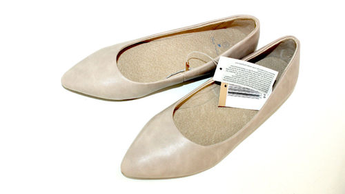 BLUE MOTION Ballerinas Slipper Damen beige 39