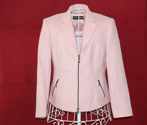 GERRY WEBER Wollblazer Business Jacke Damen rosa 38