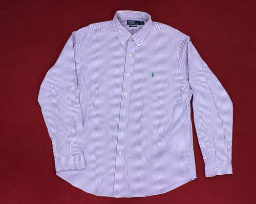 POLO RALPH LAUREN Anzughemd Button Down Langarm XL