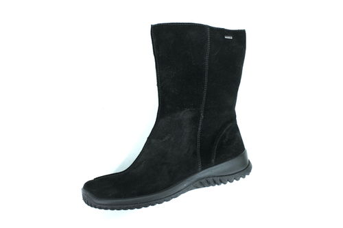 LEGERO Winter Stiefel Boots Damen Wolle schwarz 42