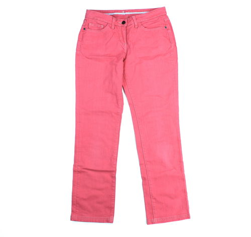 BODEN Jeans Hose Damen Five Pocket Stretch rosa 38