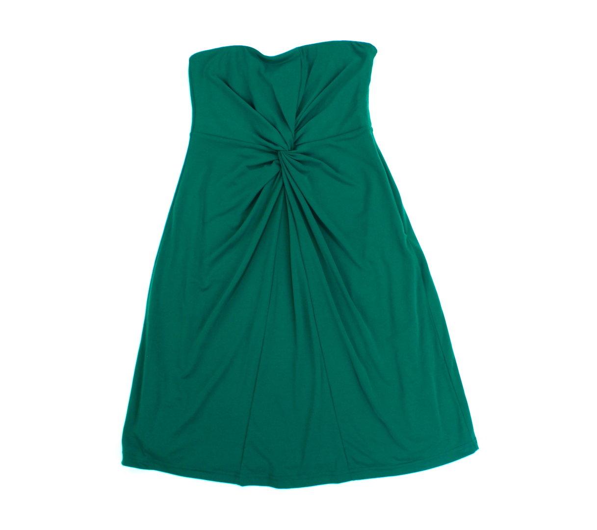 Esprit Bandeau Cocktail Abend Ball Kleid Grun Xs Wolkengang De